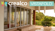 Crealco Vistafold sliding folding door